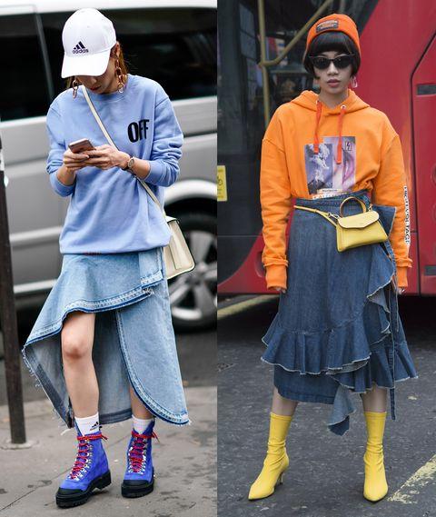 miglior sito web c2182 9354e 9 outfit per abbinare le felpe donna moda estate 2018