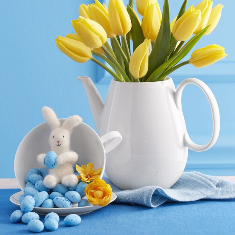 Easter Crafts You Can Make Using Stuff From The Dollar