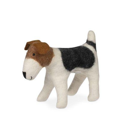Felt dog toy - The National Trust