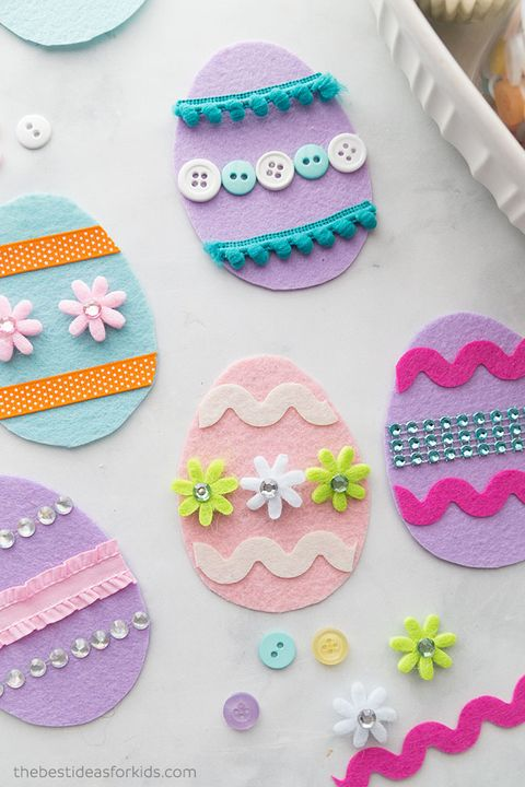 48 Easter Crafts For Kids Fun Diy Ideas For Kid Friendly Easter