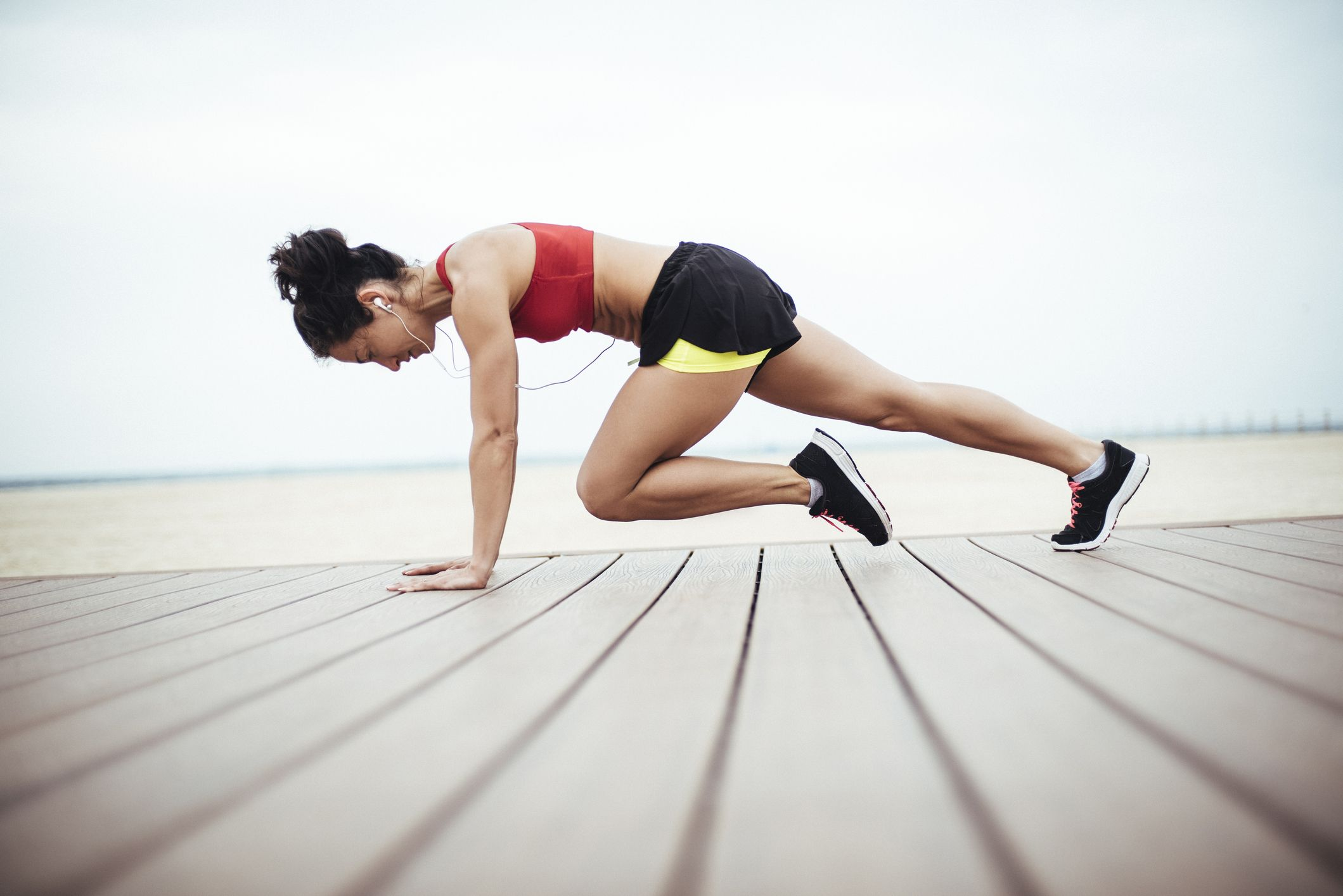 Best exercise for belly fat lose