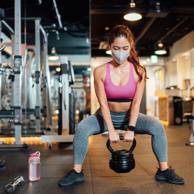 mascarillas deportivas para el gimnasio