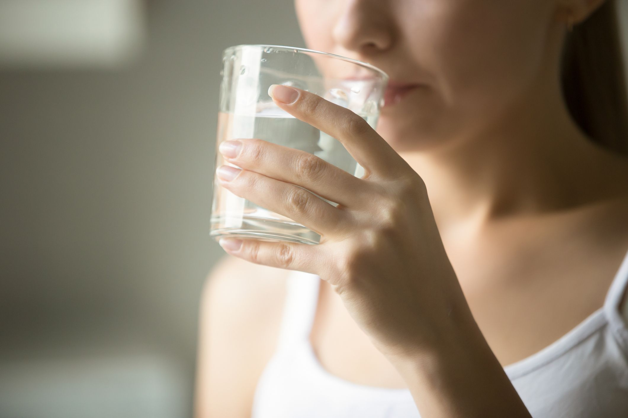 Nine signs of dehydration that aren't thirst