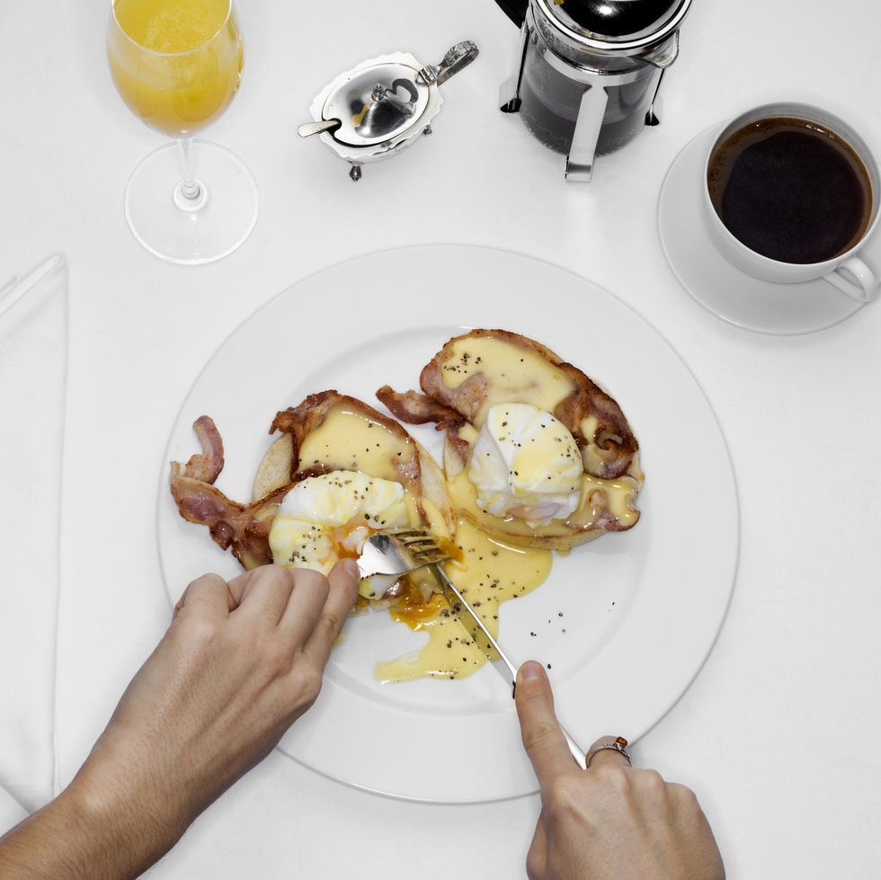 Eating a big breakfast could help you burn double the amount of calories