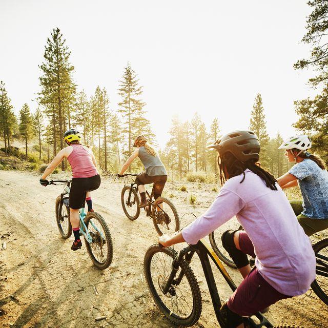 riding in groups coronavirus