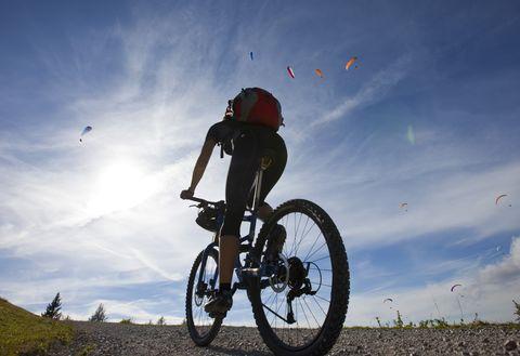 fietsers, beter seksleven, aantrekkelijker, bicycling, bicycling nl