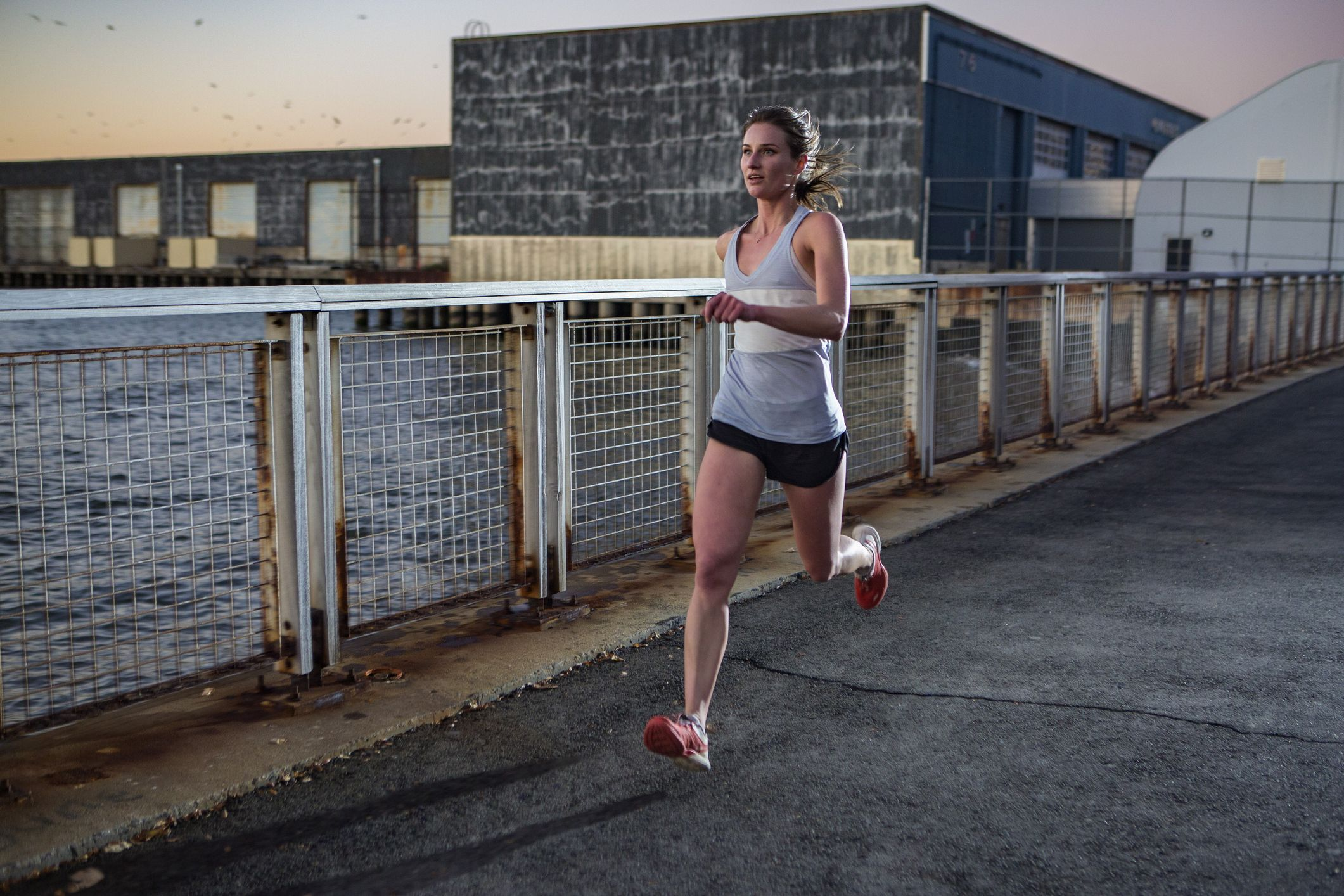 How Running Twice a Day Can Help You Finally Nab that Next PR