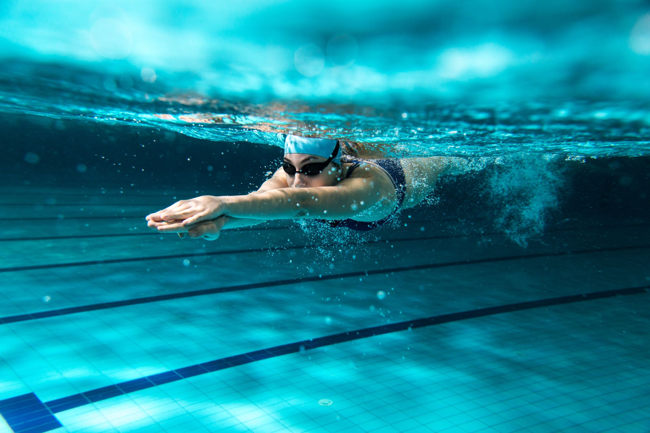 Can swimming help you run faster?