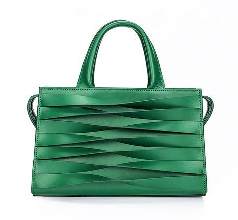 femea borsa verde smeraldo primavera estate 2021