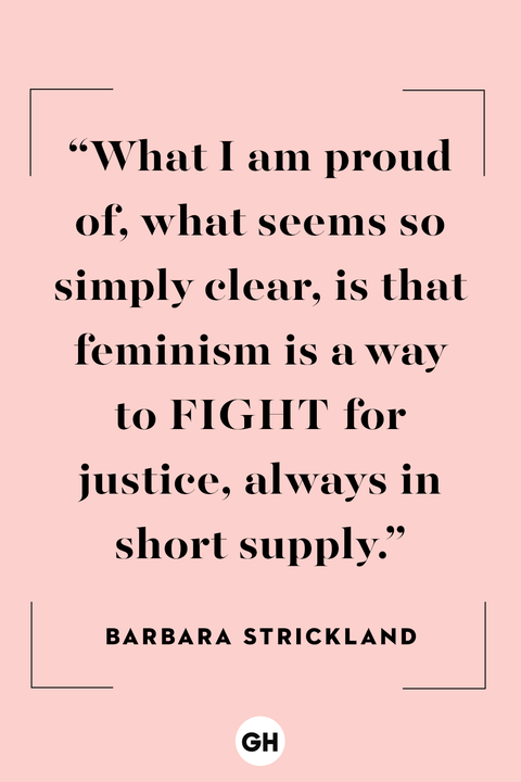 21 Best Inspirational Feminist Quotes Of All Time Empowering Women S Quotes