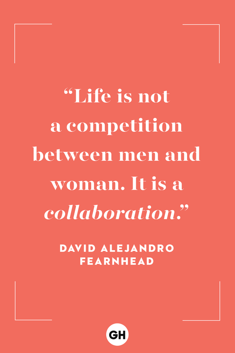 feminist quotes - david alejandro fearnhead