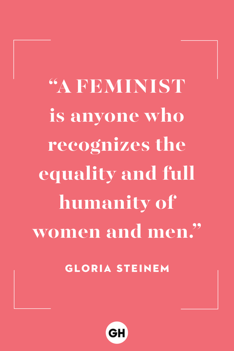 21 Best Inspirational Feminist Quotes of All Time ...