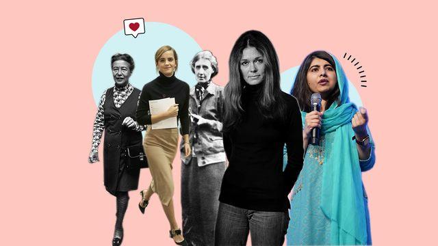 feministas del siglo xx