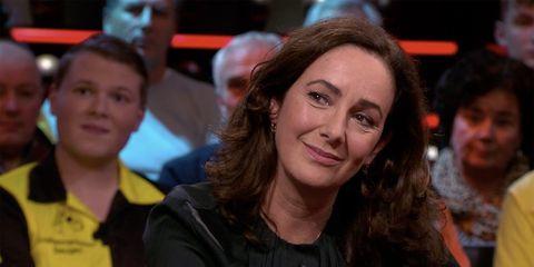 Femke Halsema in DWDD