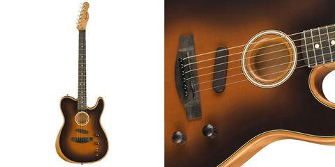 Fender Acoustasonic Series