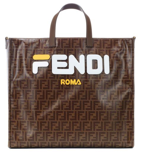 Bag, Handbag, Brown, Fashion accessory, Luggage and bags, Tote bag, Material property, Font, Leather,