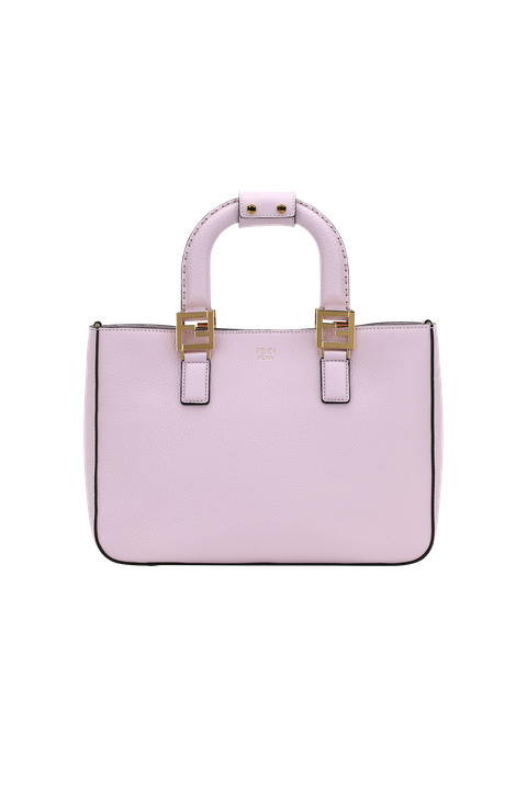 Handbag, Bag, White, Pink, Shoulder bag, Purple, Fashion accessory, Leather, Violet, Product,