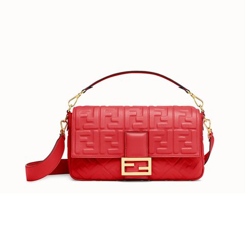Handbag, Bag, Red, Shoulder bag, Fashion accessory, Luggage and bags, Material property, Leather, Messenger bag, Coquelicot,