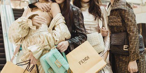 Fashion, Skin, Snapshot, Fashion design, Bag, Human, Fashion accessory, Design, Handbag, Event,