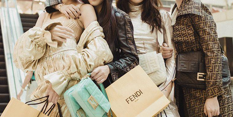 30代に人気のFENDIの財布