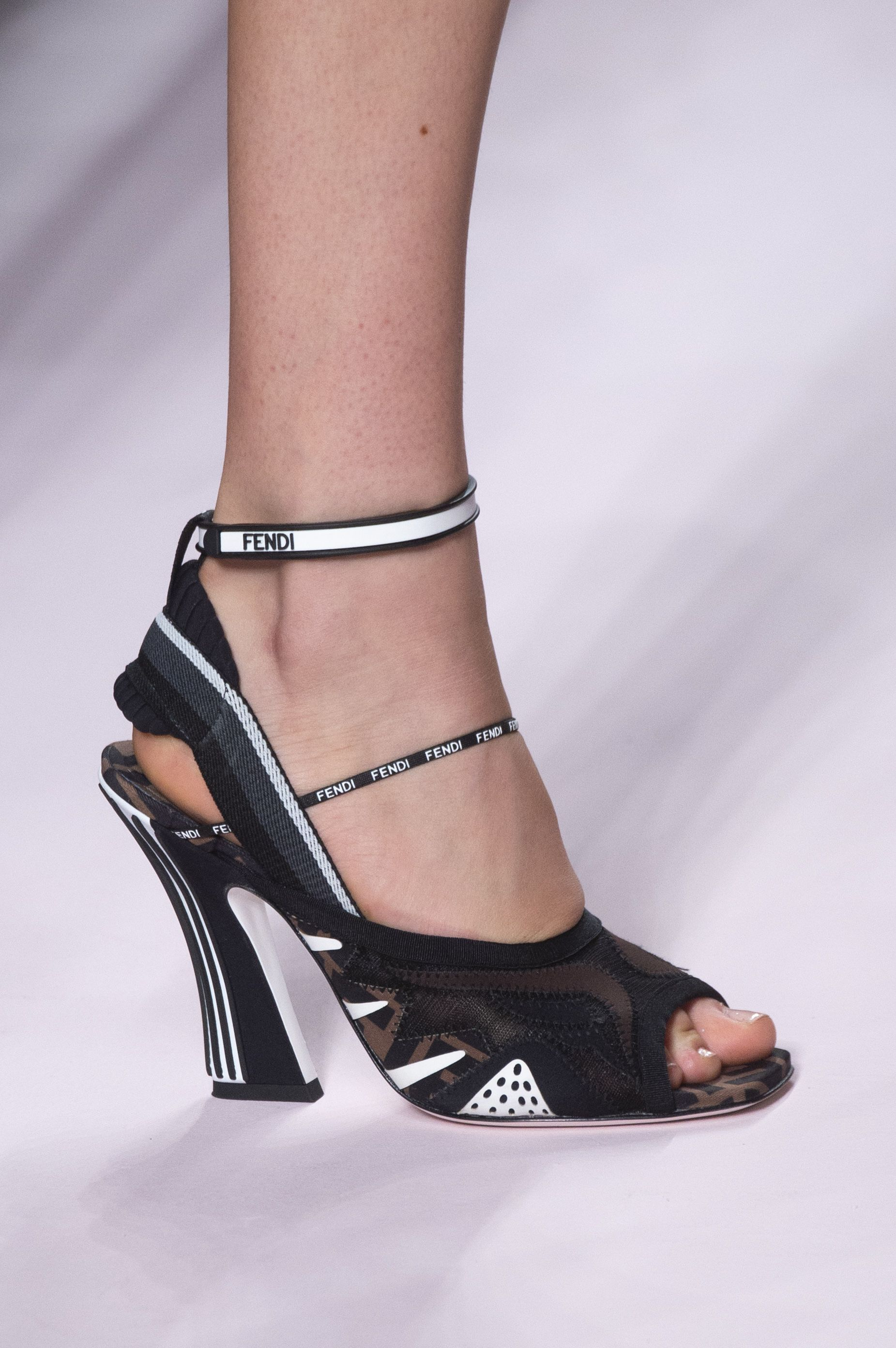 de0217fab80 Best Spring 2019 Runway Shoes - Spring 2019 Shoe Trends at Fashion Week