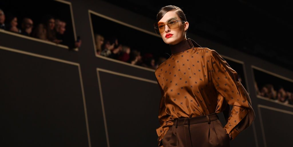 milaan fashion week 2019, milaan fashion week 2019, milaan 2019, milan fashion week, fendi, fendi herfst winter collectie 2019,