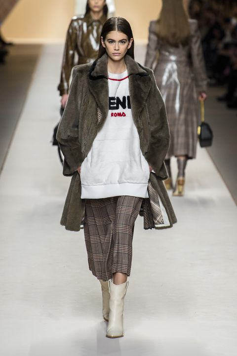Fendi autumn/winter 2018