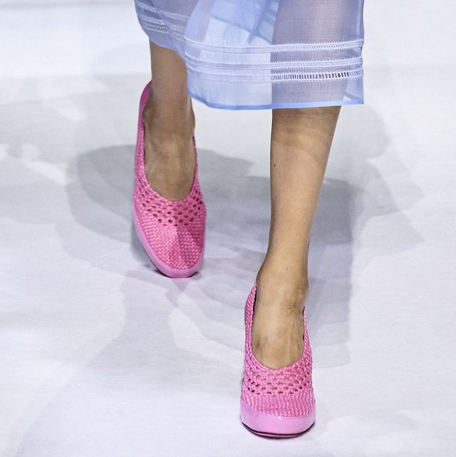 5 Pretty Spring 2021 Shoe Trends to Get Yourself Pumped for Next Year