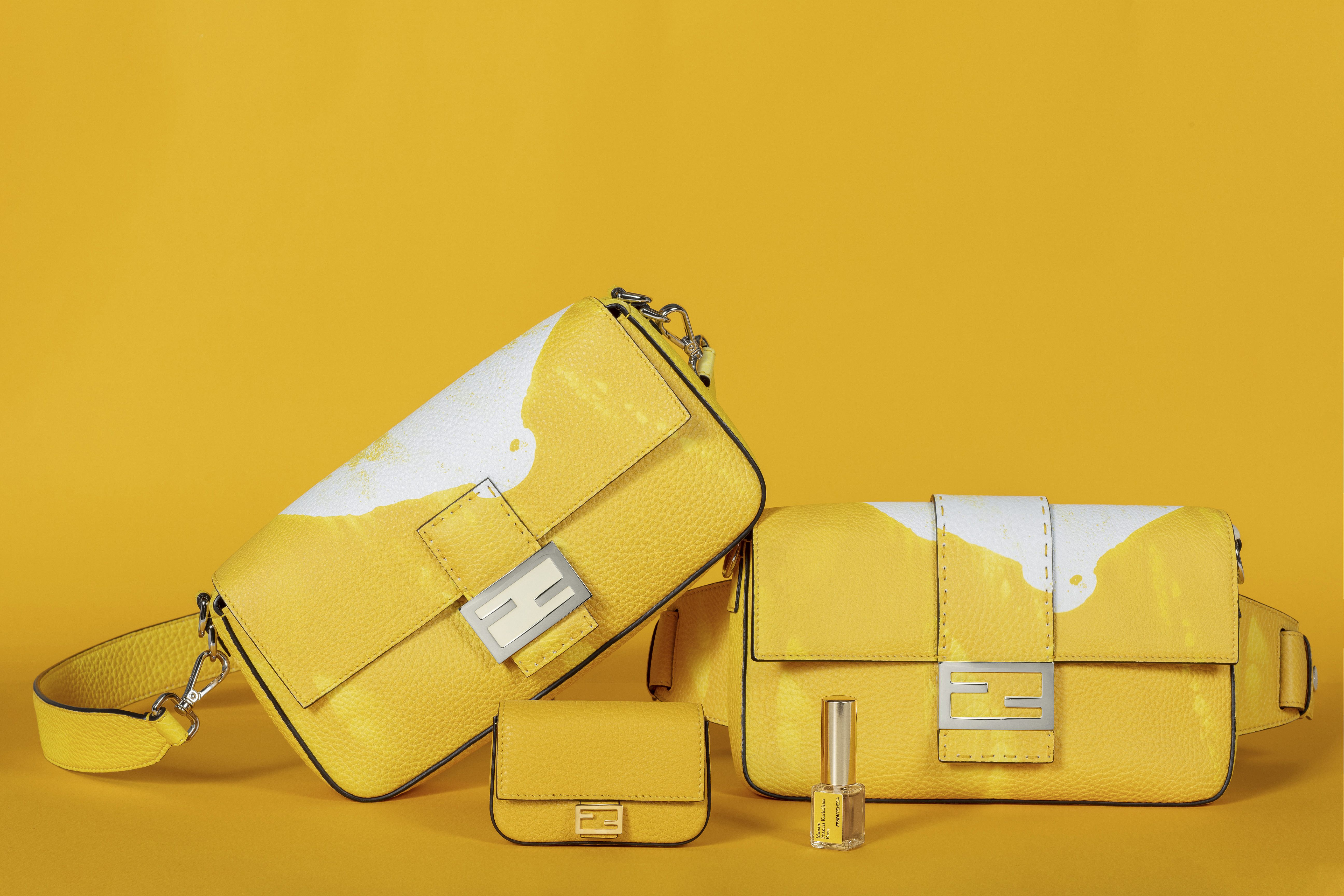 Fendi's New Scented Bag Conjures Childhood Memories