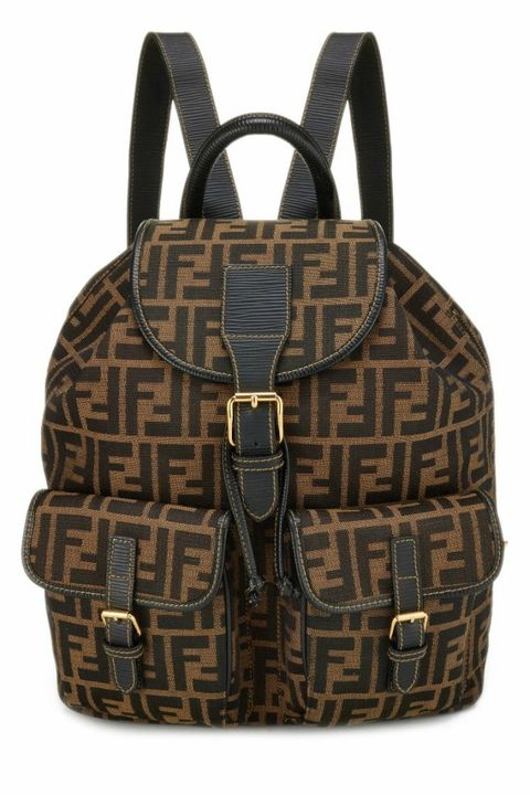 320c61b3aa3b Shop Vintage Fendi Zucca Print Fashion - Vintage Fendi Pieces to ...
