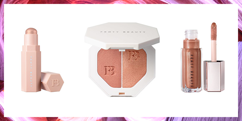 Here Is Everything In Rihanna S Brand New Fenty Beauty Makeup Line