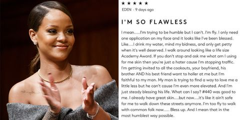 fenty beauty foundation review