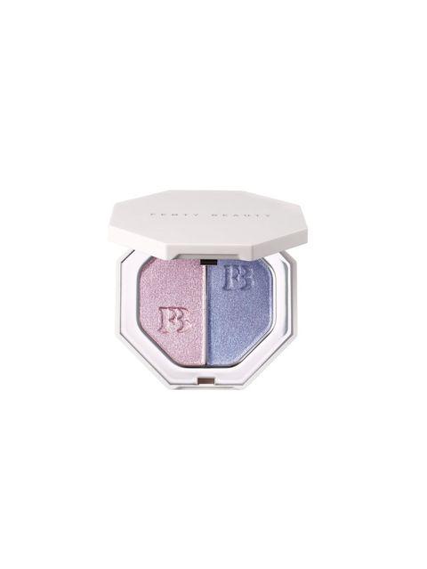 Eye shadow, Product, Eye, Violet, Pink, Lilac, Beauty, Organ, Purple, Human body,