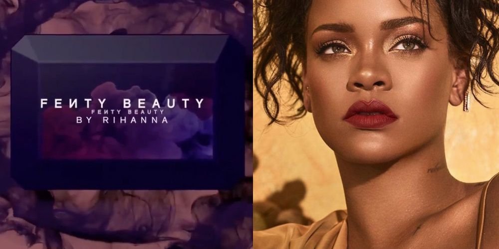 Fenty Beauty Moroccan Spice Eyeshadow Palette All The Uk Launch