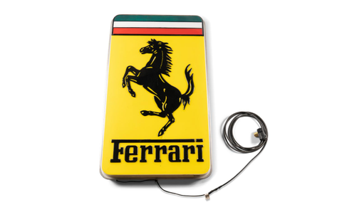 gooding auction of motorsports memorabilia