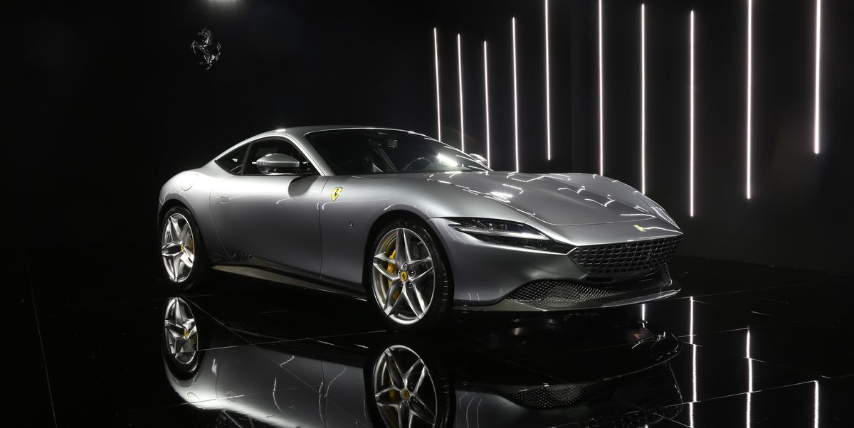 Certified Used Cars >> The all-new 2020 Ferrari Roma is a stunning Italian-bred coupe that seeks to challenge the ...