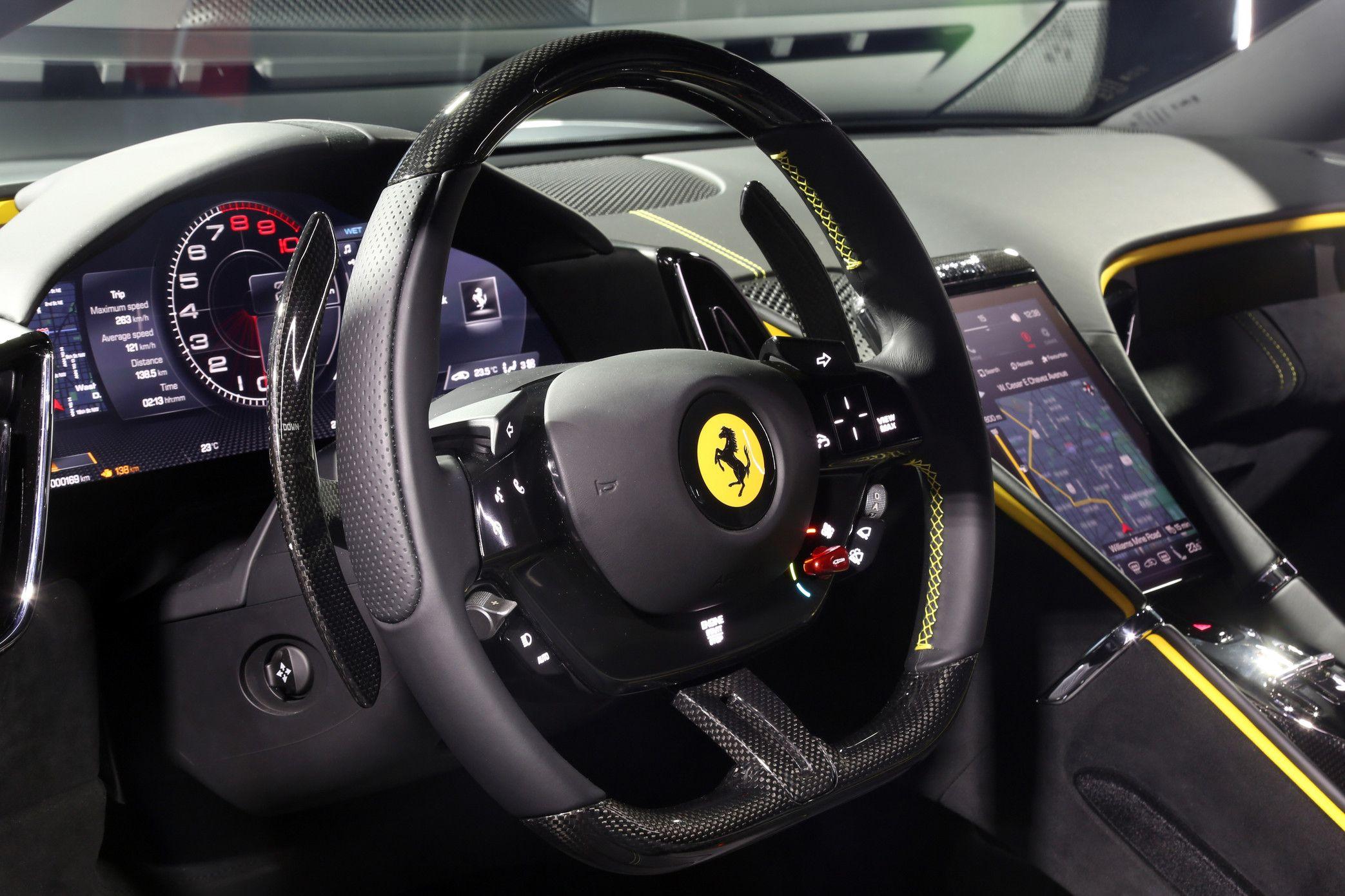 2020 Ferrari Roma What We Know So Far