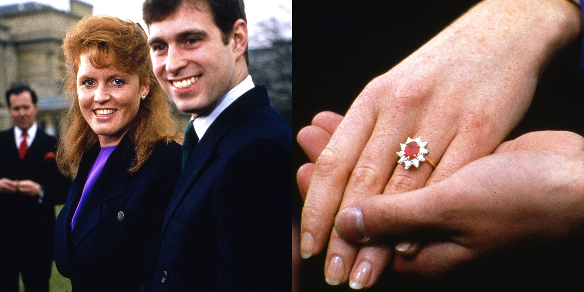 princess s royal fergusons prince eugenie ring like andrew eugenies looks photos rings engagement ferguson sarah