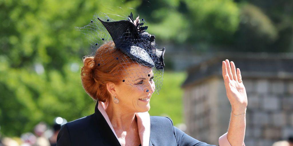 Fergie Duchess of York Royal Wedding