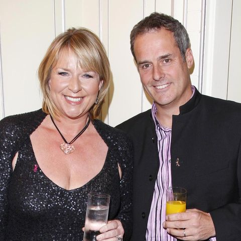 Fern Britton and Phil Vickery in 2007