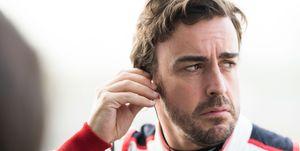 La curiosa preparación de Fernando Alonso para Indianápolis