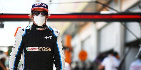 fernando alonso termina 14º en la clasificación del gran premio de austria