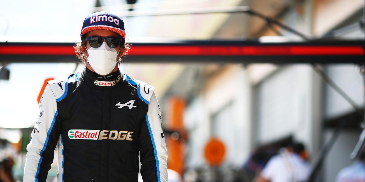 """Alonso, 10º y recado a la FIA: """"Ahora ya sé por dónde se puede salir"""""""