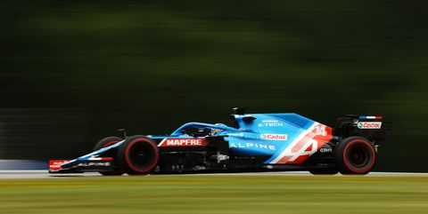 f1 grand prix of austria  practice