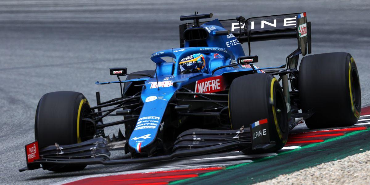 Alpine no duda de que Alonso ha regresado a su mejor nivel
