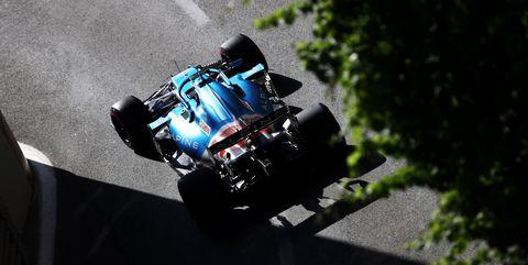 f1 grand prix of azerbaijan qualifying