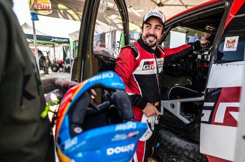 Fernando Alonso - Arabia Saudí
