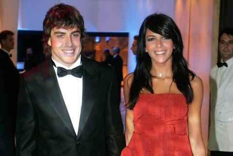 La cantante Raquel del Rosario envía un mensaje a su exmarido, el piloto Fernando Alonso, tras el anuncio de su retirada.