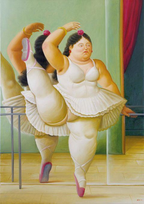 el universo corporal en el arte