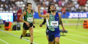Fernando Carro gana los 3.000m en Vallehermoso